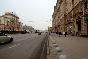 Садовое кольцо Москва