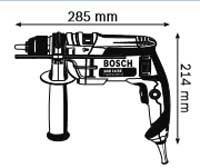 Габариты, Ударная дрель GSB 16 RE Professional