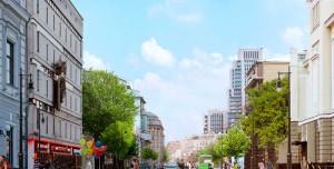 и Настасьинский переулок в программе Моя улица