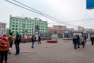 Улица Таганская