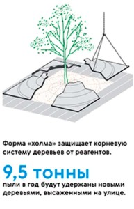 Специальная система защиты деревьев в Москве на Таганской