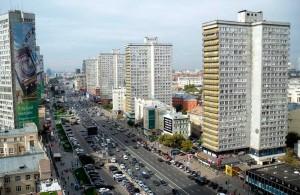 Благоустройство Арбата Москва