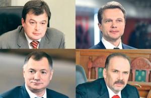 Депутаты и чиновники