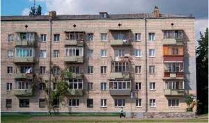 В 2017 году в Москве хрущёвок