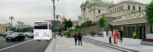 Улица Маховая после реализации программы благоустройства
