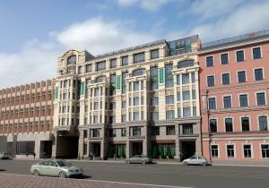 «Дом на Дворянской» элитная недвижимость Петербурга