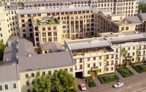 «Гранвиль» элитная недвижимость Петербурга