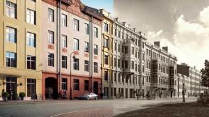 Смольный проспект элитная недвижимость Петербурга