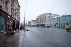 Улица Тверская в проекте Моя Москва