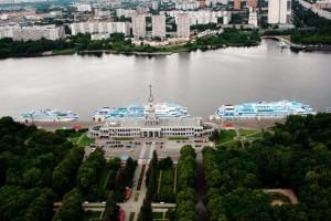 Парку Северного речного вокзала