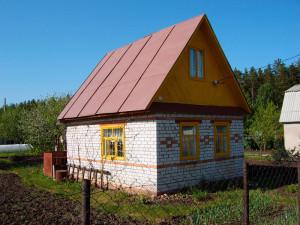 дачи в Новосибирске падают
