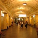 Зеркала для селфи в метро