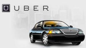 Трэвис Каланик в Москве Uber