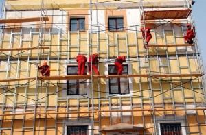 Надстройка жилых домов
