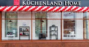 Магазин сети Kuchenland Home в