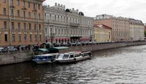 О некоторых вопросах сохранения и развития исторического центра Санкт-Петербурга и внесении изменений в отдельные законодательные акты