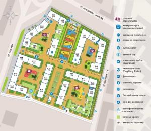 Skandi Klubb — жилой комплекс бизнес-класса