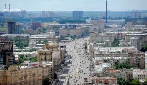 Объезд Кутузовского проспекта