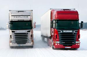 Scania в РФ