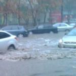 Ливень унес жизнь девушки в Ростове-на-Дону