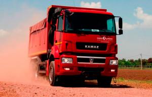 Тест-драйв самосвалов КАМАЗ-65201 люкс и КАМАЗ-6520