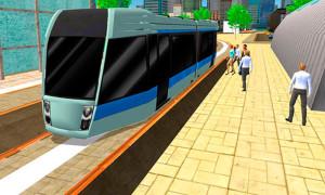 Скоростной трамвай