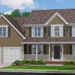 Объём продаж новых домов в США