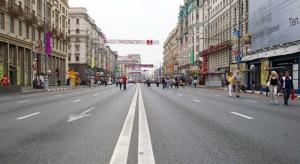 в Москве перекроют