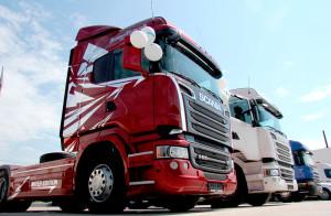 Brilliant Victory и еще пять тягачей Scania отгружены компании ООО