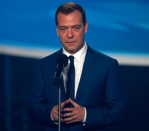 Дмитрий Медведев в Подмосковье.