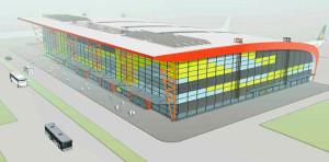 терминал аэропорта Геленджик
