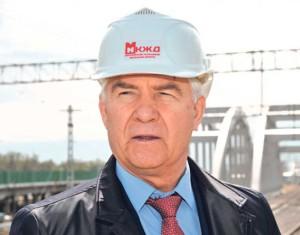 генеральный директор ОАО «МКЖД»