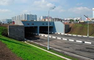 Мост между ЗИЛом