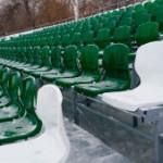 Футбольный стадион «Темп» в Томске