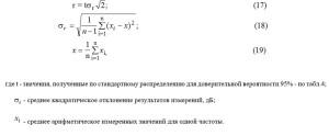 при достаточно большом числе n полных измерений значения xi одного и того же образца испытанно конструкции значение повторяемости о