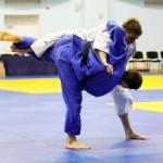 Спорткомплекс для занятий дзюдо