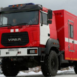 Урал 43206