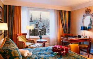 Московские отели