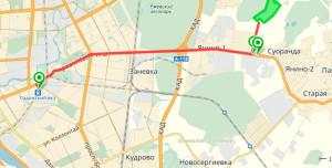Местоположение Жилой комплекс