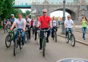 Велопрокат Москвы