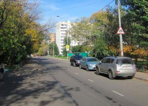 Ограничение движения Анненской улице