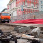 Затраты на благоустройство Москвы