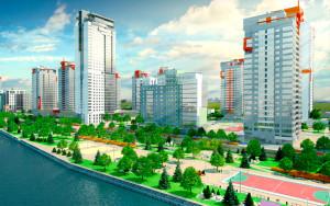 Средняя стоимость квадратного метра жилья