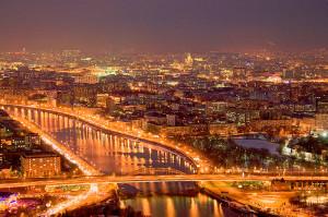 проекты Москвы