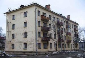 Квартиры в хрущёвках