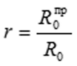 Коэффициент теплотехнической однородности ограждающей