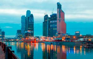Москва развивается