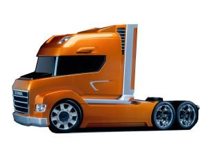 Новое поколение грузовиков
