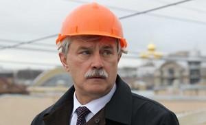 Полтавченко перестал