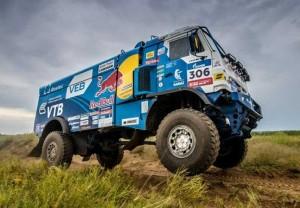 По итогам четырёх этапов ралли-рейда «Шёлковый путь-2016» все пять экипажей команды «КАМАЗ-мастер»